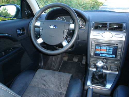 2005 ford mondeo 12