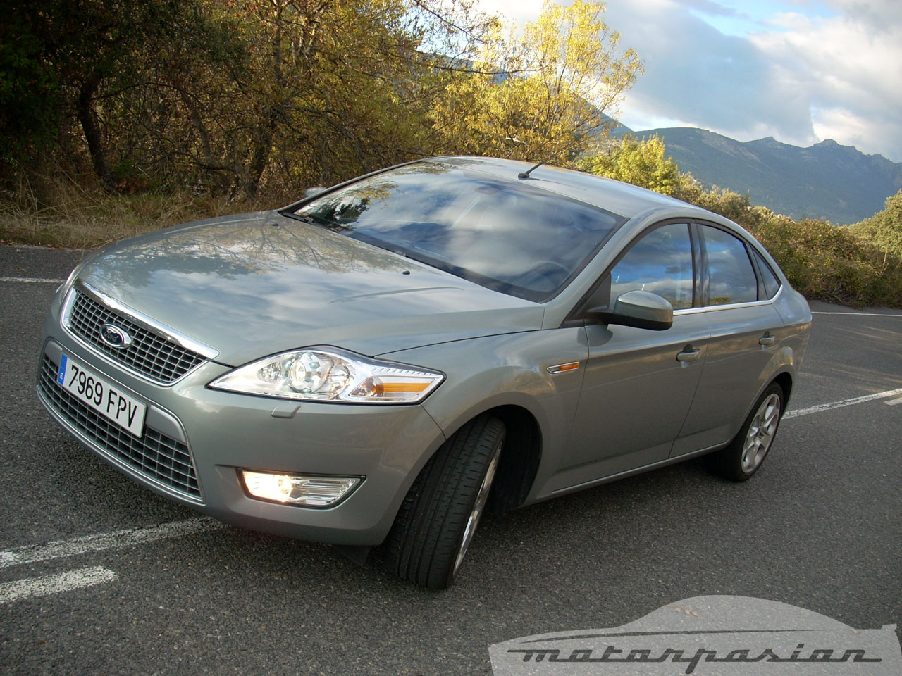 Ford Mondeo 5p 2.0 TDCi